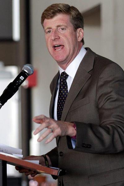 Patrick J. Kennedy, Keynoter